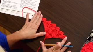 Video Learn How to Crochet the Race Car Throw by Red Heart download MP3, 3GP, MP4, WEBM, AVI, FLV Juli 2018