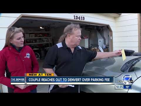 Couple Gets $75 Ticket After Paying For Parking In Downtown Denver