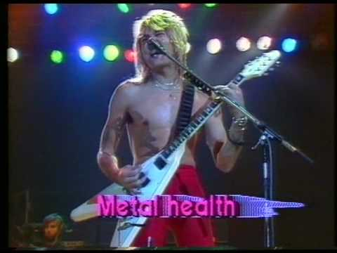 QUIET RIOT ¤ Metal Health Dortmund 1983