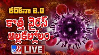 కొత్త వైరస్ అల్లకల్లోలం LIVE    Coronavirus Strain - TV9 Exclusive