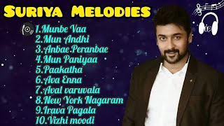 Surya Hits|Melody Hits|Top10 Songs|Isaiplaylist