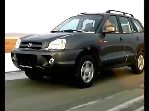 Фото к видео: Обзор Хундай санта фе дизель
