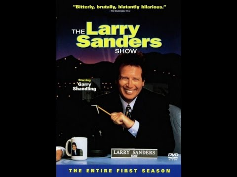 """The Larry Sanders Show - 1x12 """"A Brush With The Elbow of Greatness"""""""