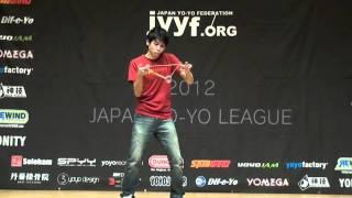 2012 East Japan Yo-Yo Contest  B-Block 1A Pre Reiki Sekiya