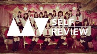 乃木坂46 【MV SELF REVIEW】『バレッタ』(秋元真夏、中元日芽香、寺田蘭世)