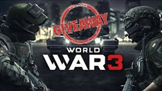 WORLD WAR 3 IS HERE.Tap here to Participate in Giveaway,WATCH THE OFFICIAL GAMEPLAY.