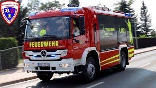 🚨 ELW Feuerwehr Rositz + TLF 3000 Feuerwehr Lucka