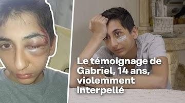 Le témoignage de Gabriel, 14 ans, violemment interpellé à Bondy