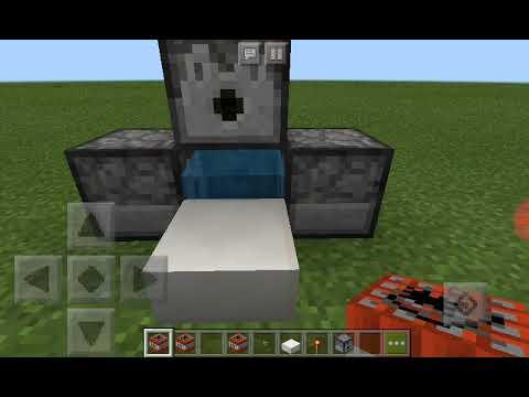 Вопрос: Как сделать пушку в игре Minecraft?