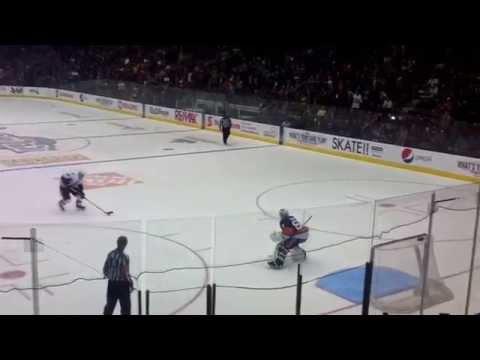 Ottawa Senators, Colin Greening shoot-out goal