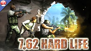 7,62 Hard Life Gameplay PC HD [60FPS/1080p]