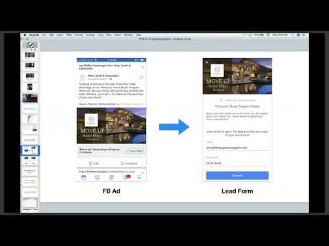 How To Use Facebook' Lead Generation Ads