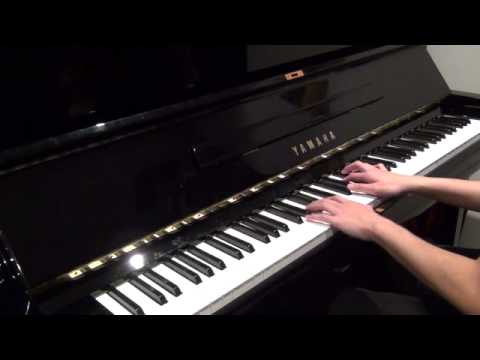 Coldplay - Everything's Not Lost (piano cover)