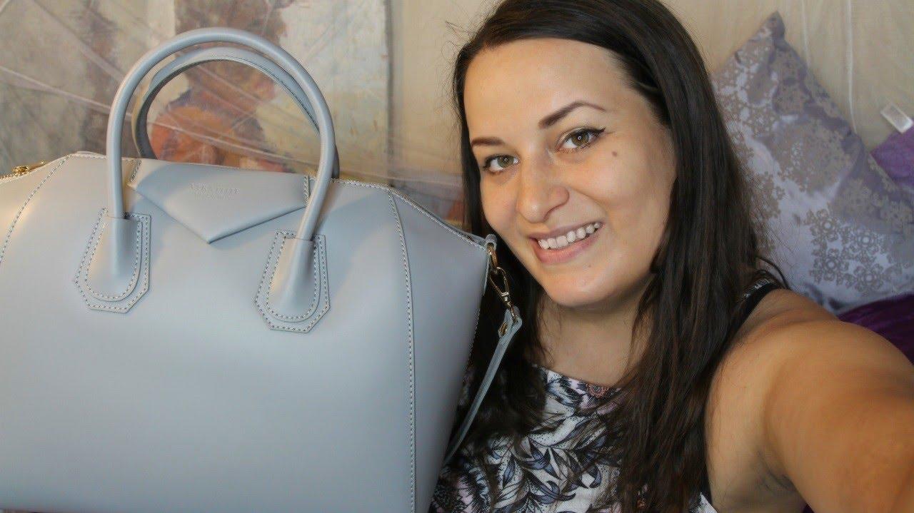 Givenchy Antigona REPLICA Inspired bag unboxing