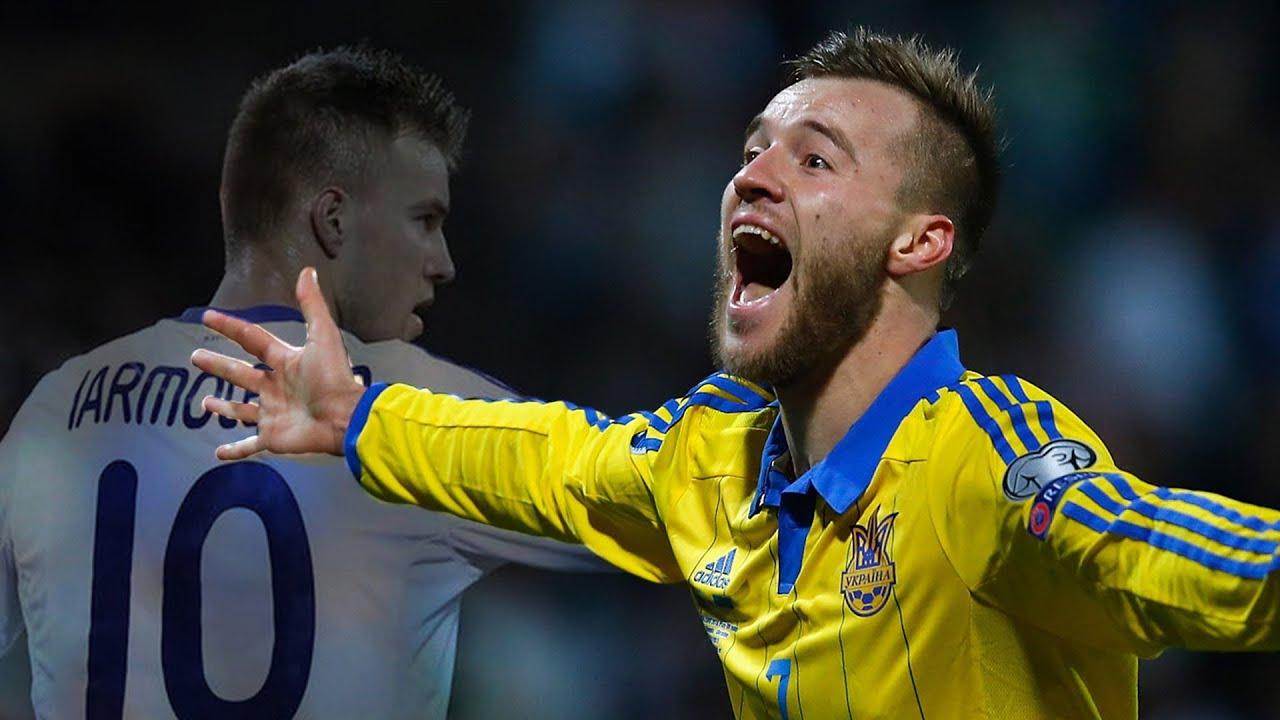Andriy Yarmolenko — Best Skills and Goals EVER