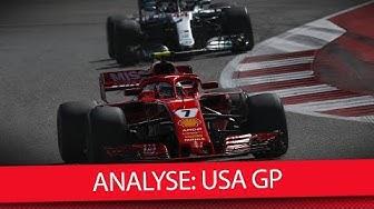 War das Kimi Räikkönens letzter F1-Sieg? - USA: Formel 1 2018 (Analyse)