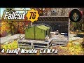 4 EASY TO MOVE CAMPs | Fallout 76 C.A.M.P. Building Guide