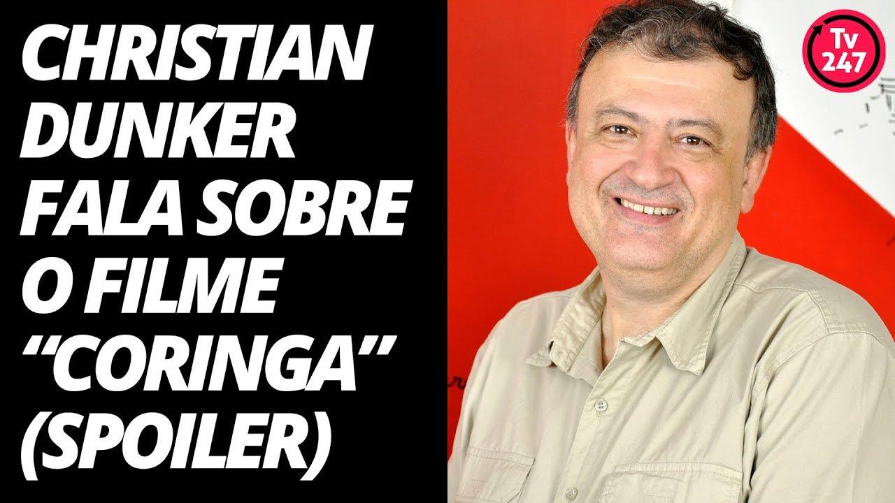 """Christian Dunker fala sobre o filme """"Coringa"""" (spoiler)"""