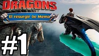 [VIDEOGUÍAS] Dragones el Resurgir de Mema -  #1 Introducción al modo Defender Mema