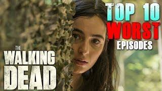 The Walking Dead's Top 10 Worst Episodes!