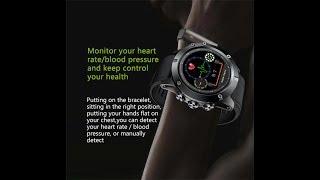 Розпакування 696 L11 smart watch (20$)