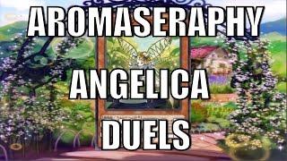 yugioh aromaseraphy angelica duels with decklist 2016