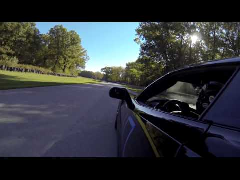 Blackhawk Farms Raceway Track Day with a C7 Corvette Stingray Z51 and GoPro with Exhaust Mic!