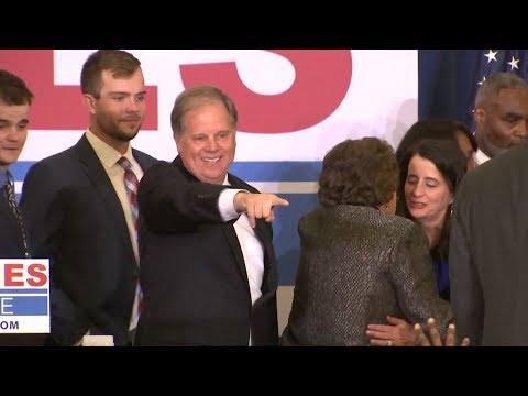 No Moore! Doug Jones Rides GOP Storm to Senate in Victory That Could Add Momentum to #MeToo Movement