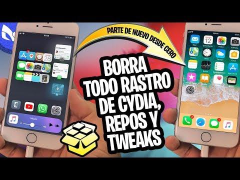 RESTAURA DESDE EL iPHONE SIN SUBIR DE iOS #MartesTweaks Ep8