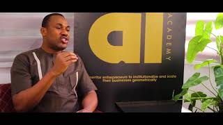 Mr Olubayo (Bayo) Adekanmbi shares his thoughts about the Ausso Leadership Academy