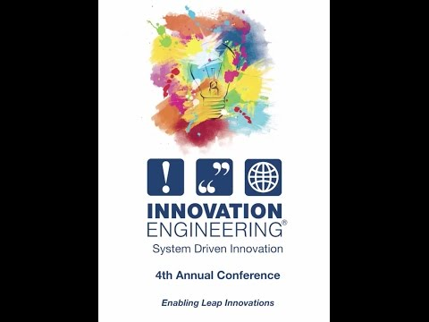 2016 Innovation Engineering Conference Keynote