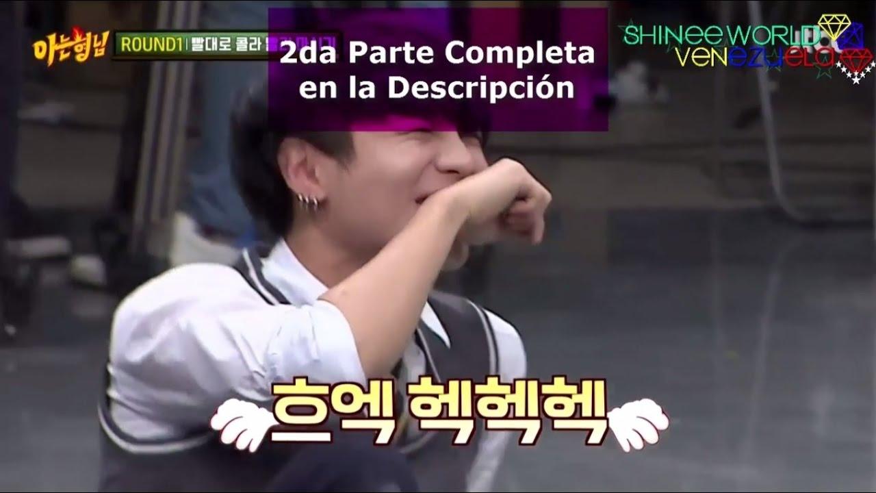 [Sub Español] SHINee @ Knowing Brothers [Parte 2/2]