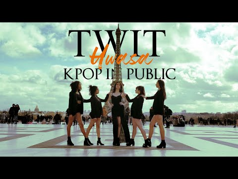 [KPOP IN PUBLIC] [ Be-OG ] Hwa Sa(화사) - TWIT(멍청이) Dance Cover From France
