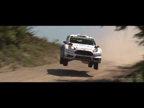 WRC - Rally Poland 2015 [HD]