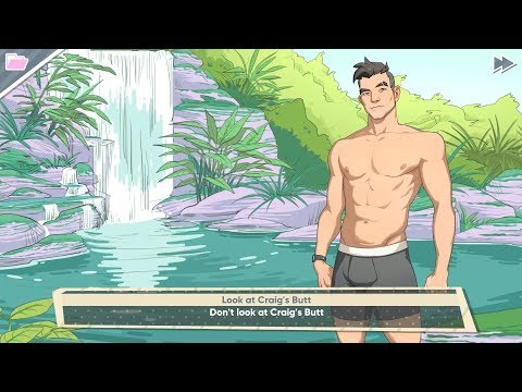 Dream Daddy A Dad Dating Simulator All Craig Cahn dates rank S & Good Ending