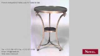 French Antique End Table Louis Xv Tables For Sale
