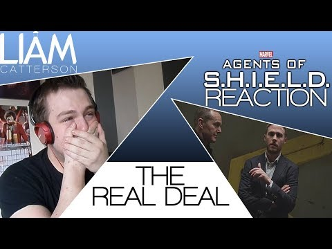 Agents of SHIELD 5x12: The Real Deal Reaction