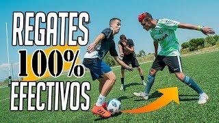 5 REGATES MUY EFECTIVOS PARA DEJAR ATRÁS A TU OPONENTE - Futbol