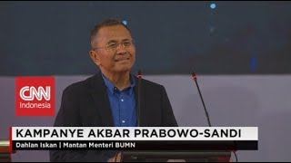 Dulu Dukung Jokowi, Dahlan Iskan Kini di Barisan Prabowo
