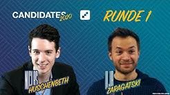 FIDE Kandidatenturnier 2020 | 1.  Runde | Live-Kommentierung