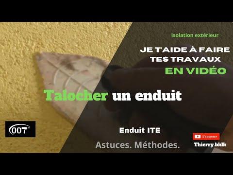 Comment Réaliser Un Enduit Extérieur Monocouche Leroy Merlin