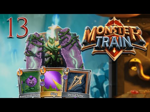 It's Just A Theory! - [Ep 13] Let's Play Monster Train Gameplay