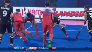 Samenvatting Duitsland - Nederland I Kwartfinale HWL Final 2017