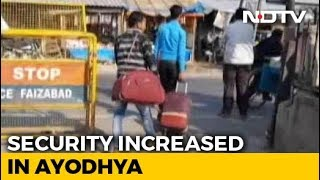 Ayodhya Gears Up For Supreme Court Verdict