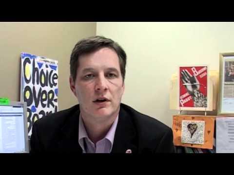 Rupert Evans, CPSU Deputy Secretary
