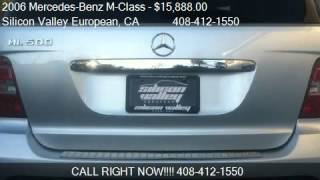 2006 Mercedes-Benz M-Class ML500 - for sale in Campbell, CA