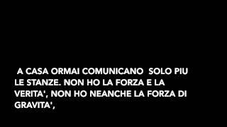 Sparirò (Remix) TESTO/LYRICS