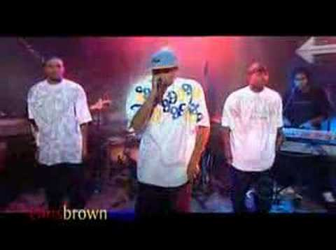 Chris Brown Run It Performance