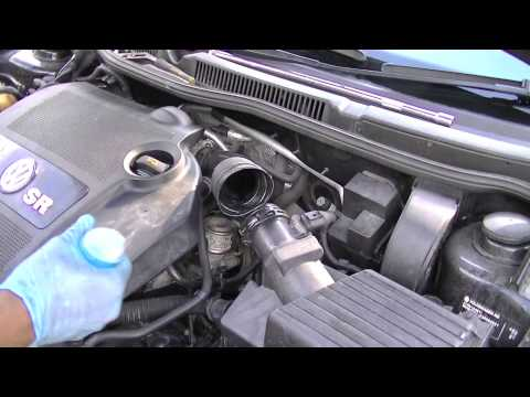How to make your engine run better with just tap water.......Better Than Seafoam?
