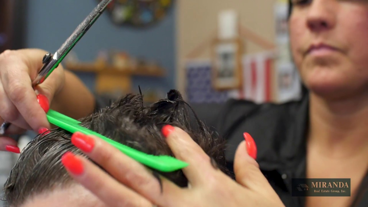 Community Spotlight Billies Barbershop Youtube